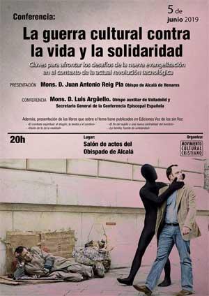 La Guerra Cultural contra la vida y la solidaridad